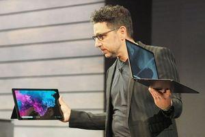 Microsoft ra mắt Surface Pro 6 và Surface Laptop 2