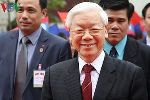 Trung ương giới thiệu đồng chí Nguyễn Phú Trọng để Quốc hội bầu giữ chức Chủ tịch nước