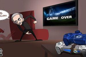 Nguồn cảm hứng 'ảnh chế' từ cuộc khủng hoảng của Mourinho và MU