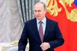 Tổng thống Putin: 'Cựu điệp viên Skripal là kẻ lừa đảo và kẻ phản bội'