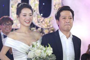 Nhã Phương hạnh phúc khoe loạt khoảnh khắc ngọt ngào trong lễ cưới với Trường Giang
