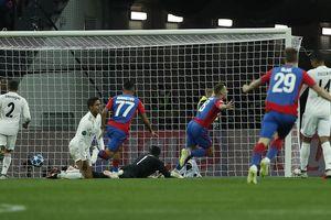 Kết quả Cúp C1: Real Madrid thua sốc đội bóng Nga