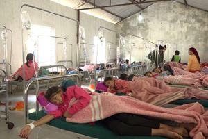 150 học sinh tiểu học Hà Giang nghi ngộ độc sau khi ăn sáng