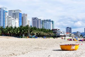 Đà Nẵng làm đường đi bộ, đạp xe xuyên qua các resort dài 10 km