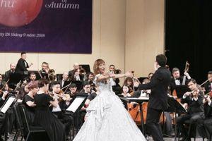 Đêm hòa nhạc mở màn mùa diễn của Dàn nhạc Giao hưởng Mặt Trời