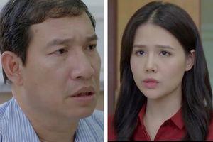 Yêu thì ghét thôi tập 10: Quang Thắng 'đau' khi con gái quyết không gọi bằng bố