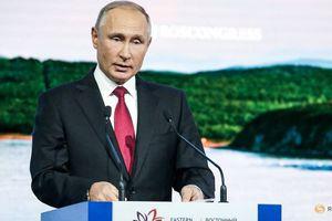 Tổng thống Putin bất ngờ lên tiếng về giá dầu tăng vọt