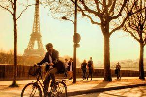 Paris sẽ cấm xe ô tô tại khu vực trung tâm thành phố