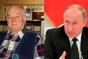 Tổng thống Putin gọi cựu điệp viên Skripal là kẻ phản bội nước Nga