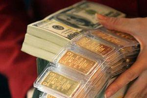 Chưa kịp vui, giá vàng lại quay đầu giảm mạnh