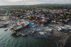 Indonesia từ chối đề nghị gửi tàu cứu trợ động đất của Mỹ