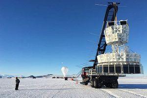 Tín hiệu bí ẩn từ Nam Cực