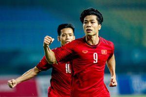 Việt Nam thuộc nhóm hạt giống số 1 giải châu Á