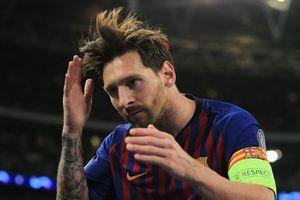 'Cần đến súng và còng tay mới khắc chế được Messi'