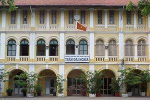 Hai trường nổi tiếng ở Sài Gòn có hiệu trưởng mới