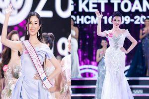 Lí do thật sự khiến Á hậu 2 Thúy An không thể thi Miss International 2018