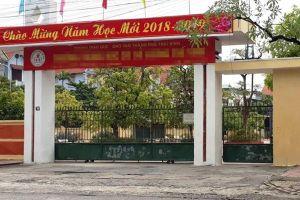 Bắt Phó Phòng Cảnh sát Kinh tế tỉnh Thái Bình để điều tra hành vi dâm ô nữ sinh lớp 9