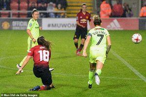 Cổ động viên muốn Man United được tăng cường... danh thủ nữ