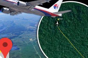 Máy bay MH370 trượt dài 600m khi rơi xuống rừng Campuchia?