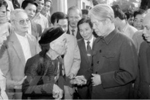 Người cộng sản kiên trung, hết lòng vì nước, vì dân