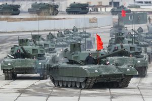 Ấn Độ dự kiến chi 4,5 tỷ USD để mua xe tăng T-14 Armata của Nga