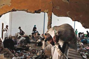 Động đất, sóng thần ở Indonesia: 'Thời hạn chót' tìm kiếm nạn nhân sống sót