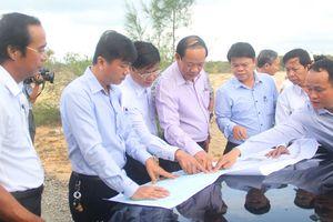 Quảng Nam: Đẩy nhanh tiến độ một số tuyến đường trọng điểm