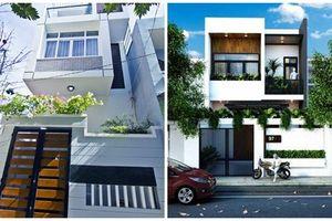 10 mẫu nhà phố 50m2 hiện đại, mới lạ