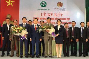 Văn Phú-Invest tài trợ quy hoạch chung xây dựng phía nam huyện Hoành Bồ