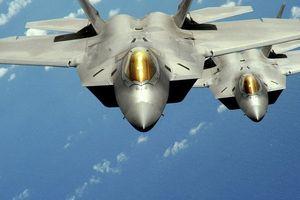 Mỹ có thể dùng chiến đấu cơ F-22 để phản ứng với S-300 tại Syria