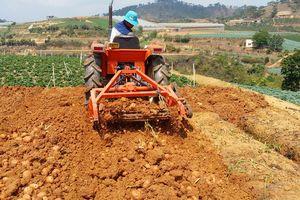 Tăng gấp đôi hạn mức vay tín chấp nông nghiệp