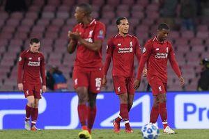 Champions League: Đêm buồn cho bóng đá Anh