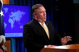 Mỹ rút khỏi hiệp ước hữu nghị với Iran