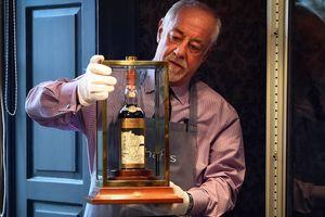 Chai rượu cực hiếm 25,6 tỉ đồng về tay người châu Á