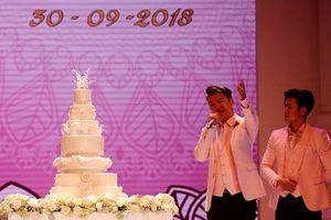 Đám cưới 'siêu khủng' ở Đà Nẵng với 10 tỉ thuê nhà thi đấu, ca sĩ góp vui
