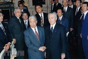 Nguyên Tổng Bí thư Ðỗ Mười qua ký ức của ông Lê Huy Ngọ