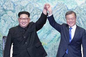 Ông Moon và ông Kim sẽ cùng đoạt giải Nobel hòa bình năm nay?