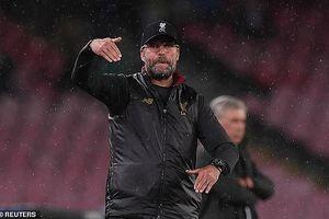 Liverpool thua đau phút 90, Jurgen Klopp nói gì?