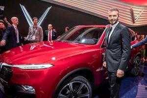 Tiêu chí chọn xe của ông bố quốc dân David Beckham