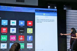 Windows 10 sẽ có thể hiển thị màn hình điện thoại Android trên máy tính