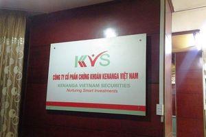 Ông Cao Văn Sơn nói gì về vụ việc tranh chấp tại Kenanga Việt Nam?