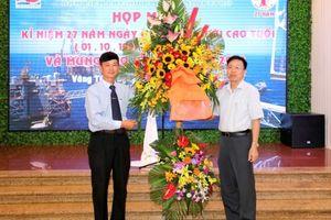 Ban liên lạc hưu trí Vietsovpetro họp mặt kỷ niệm Ngày Quốc tế Người cao tuổi