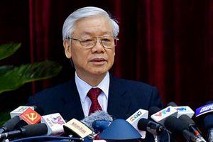 Giới thiệu Tổng Bí thư để Quốc hội bầu làm Chủ tịch nước là theo đúng Hiến pháp và nguyện vọng của nhân dân