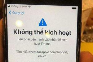 iOS 12 có thể gây lỗi biến iPhone thành 'cục gạch'