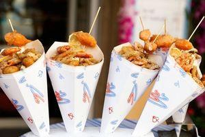 Đến quốc gia hình chiếc ủng đừng dại bỏ lỡ những món ăn đường phố ngon nhất này