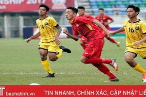4 'sao mai' Hà Nội B quyết đấu playoff giành vé V-League trước khi về Hà Tĩnh