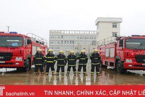 'Canh lửa' ở khu kinh tế trọng điểm Vũng Áng