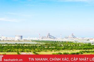 Formosa Hà Tĩnh phủ xanh hơn 132 ha khuôn viên nhà máy