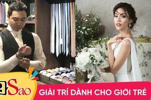 Đúng ngày cưới, ông xã Lan Khuê vội vã đánh dấu chủ quyền #dakethon trên Facebook cá nhân