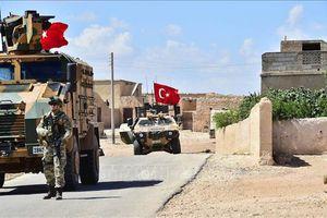 Quân đội Thổ Nhĩ Kỳ sẽ hoạt động tại Syria thêm một năm